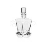 Karafka 750 ml do whisky Modern Caro 2426